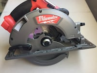"""Milwaukee new CIRCULAR SAW : 71/4"""" 18M - FUEL- BRUSHLESS (tool only )  Circular nuevo   Los Angeles, 91343"""