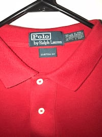 red Polo by Ralph Lauren polo shirt Herndon, 20171