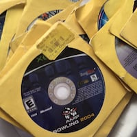 two assorted Xbox 360 game discs Duluth, 30096