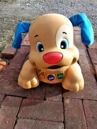 Fisher-Price Laugh and Learn Smart Stages puppy Dowagiac, 49047