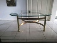 Tempered glass table Brampton, L6R 1G2