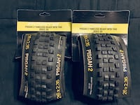 2 new Forte Pisgah 2 26x2.35 MTB foldable tires Woodbridge, 22193