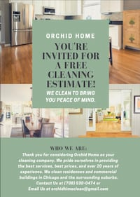 House cleaning Melrose Park