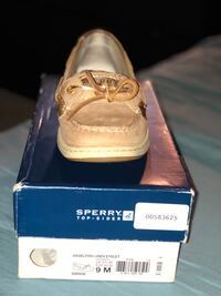 Shoes (Sperry's Top Siders) 37 mi
