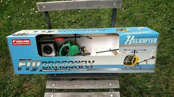 DragonFly Remote control helicopter