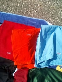 two red and blue shorts Huntington, 25705