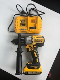 3 speed  Hammer Drill DCD996 Heav Duty Paterson, 07513