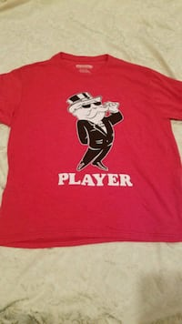 monopoly tshirt.large.new.pick up in whittier