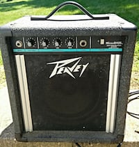 PEAVEY Bass Guitar Amp MICROBASS  made in USA not  Woodstock, 22664