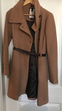 Brown trench coat XS Vancouver, V6E 4S4