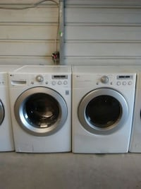 Washer and Dryer Lg  Del Valle, 78617
