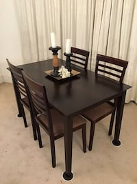 Table 4 Chairs Norwalk, 90650
