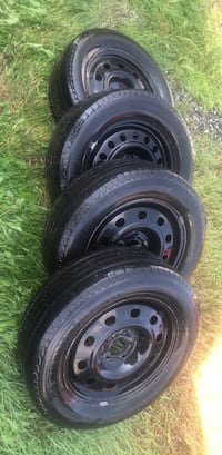 225/65r17 rims and tires Anchorage, 99504
