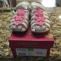 Girl Toddler size 9 shoes Fort Myers, 33908