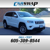 2015 Jeep Grand Cherokee Limited Sioux Falls