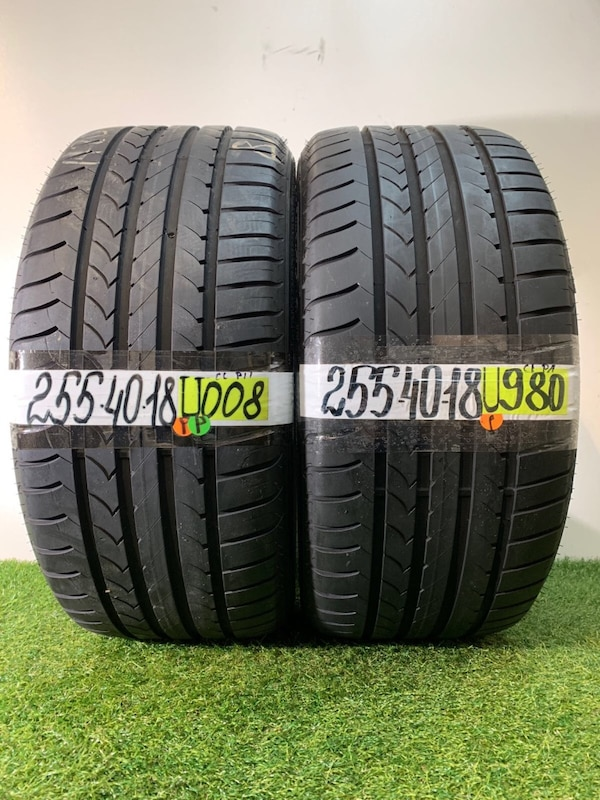 Used Tires Orlando >> 255 40 18 Goodyear Efficientgrip Run Flat 2 Used Tires 80 Life M117