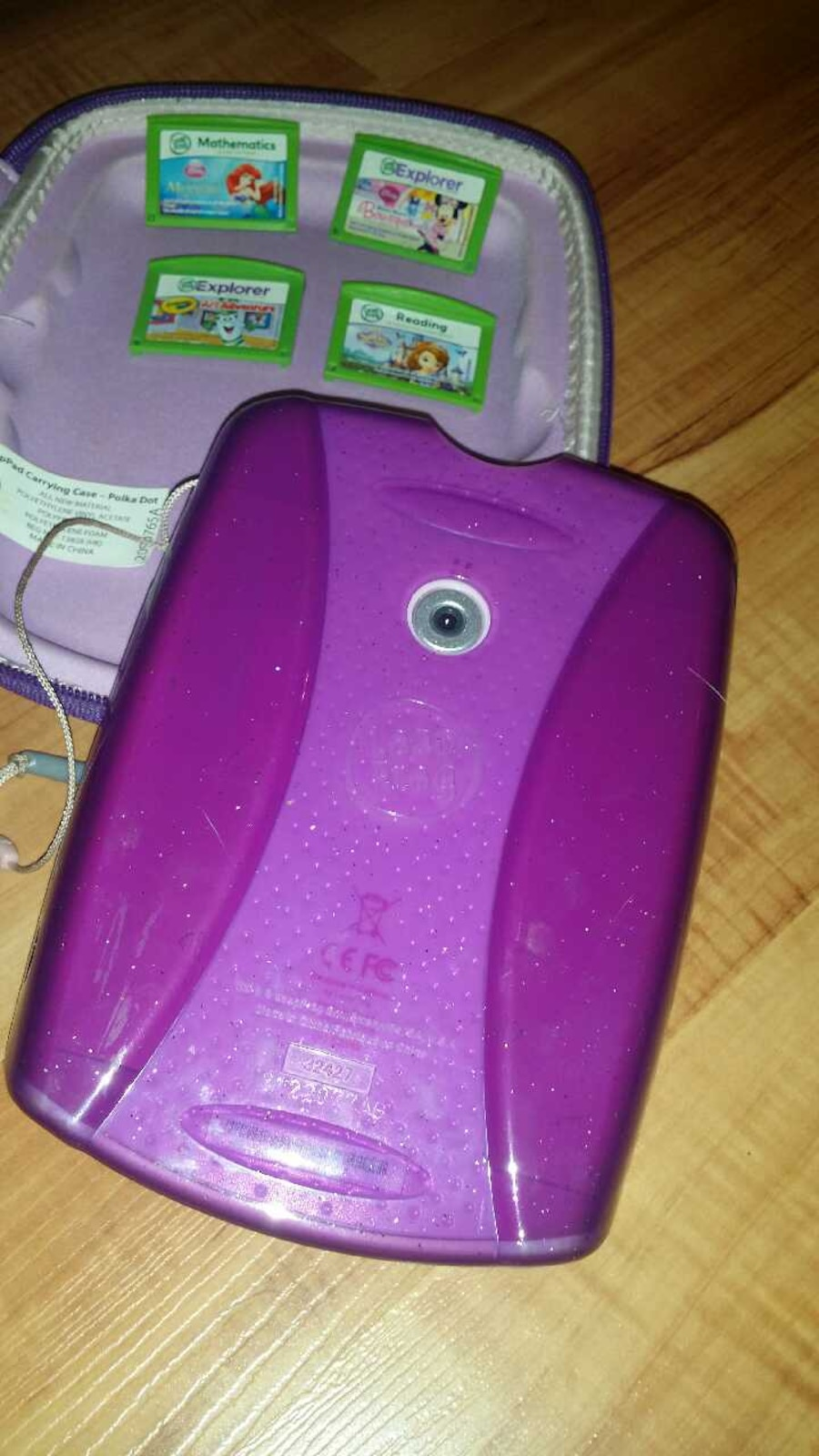 Buy LeapFrog LeapPad2 Gel Skin, Flowers (Works with all LeapPad2 and LeapPad1 Tablets): Electronic System Accessories - weziqaze.ga FREE DELIVERY possible on eligible purchases.