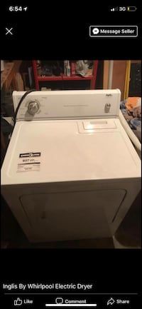 Whirlpool dryer Ottawa, K0A