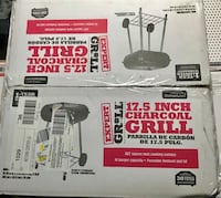 17.5 Charcoal Grill  Shelby, 28150