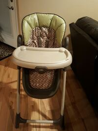 high chair Calgary, T3J 3J7