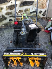 black and gray Craftsman ride on lawn mower Wilmington, 19810