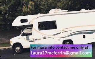 Dual TVs with Satellite  2002 Fleetwood Tioga RV   t32wef