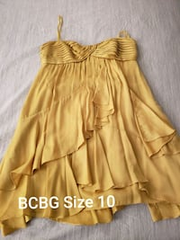 BCBG Dress size 10 Calgary, T2V 2X4