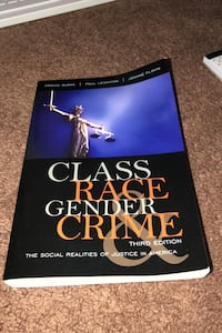 Class race gender crime