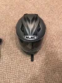 Hjc black and grey full face helmet Washington, 20019