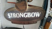 STRONGBOW LIGHTED SIGN Hamilton, L9G 2X1