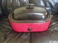 red and black slow cooker Ayden, 28513