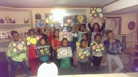 Kids Paint Party and Paint n' Sip Glenarden
