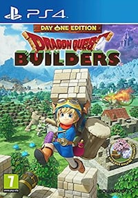 Sony PS4 Day One Edition Dragon Quest Builders sak Oslo