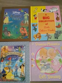 Lot of children's books Barrie, L4N 0L6