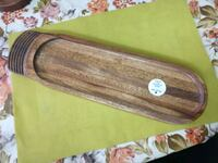 Wooden serving tray  Delhi, 110075