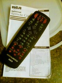 RCA Universal Remote Control Raleigh, 27605