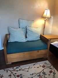 Single pull out sofa bed Harpers Ferry, 25425
