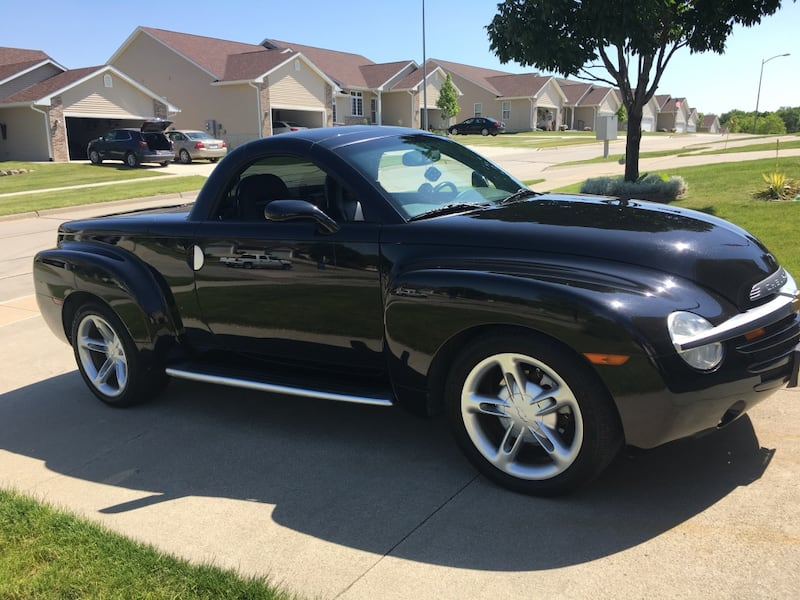 Chevrolet - 2004 SSR pickup, $17900no trades or low balls 2f0bd0c9-dd57-43a7-b977-fbb48d298aaa