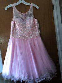 Pink beaded formal dress (homecoming/prom) Ann Arbor, 48109
