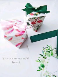 Gift boxes for Party/Wedding Favor Calgary, T2Z 3T3