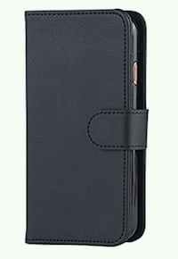 Black Case Wallet with Flip Cover for IPhone 7 / 8 Manassas, 20110