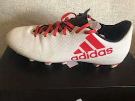 Soccer shoes Adidas X 17.4 FxG