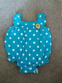 Carter's romper size 6 months Whitby, L1N 3C7