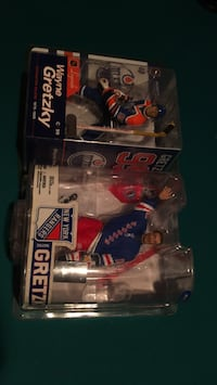 Wayne Gretzky Figurines Windsor, N8X 4K1
