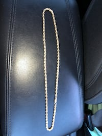 14k solid gold chain Vancleave, 39565