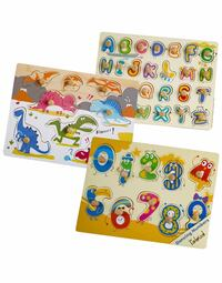 New 3 Sets Knob Puzzles for Toddlers Nashua, 03063