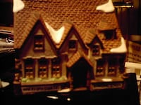 DEPT 56 VINTAGE SCHOOL Newark