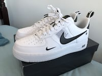 Nike AIR FORCE 1 Lv8 Utility size 9 DS 542 km