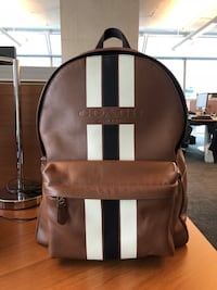COACH designer men's backpack sale Toronto, M5V 3L3