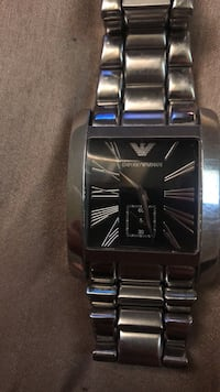 Emprio Armani watch mint condition!